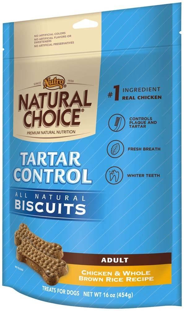 Nutro Nutro Tartar Control Dog Biscuits 32 oz