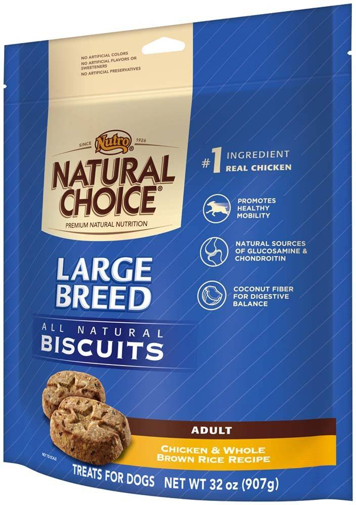 Nutro Nutro Large Breed Dog Biscuit 32 oz