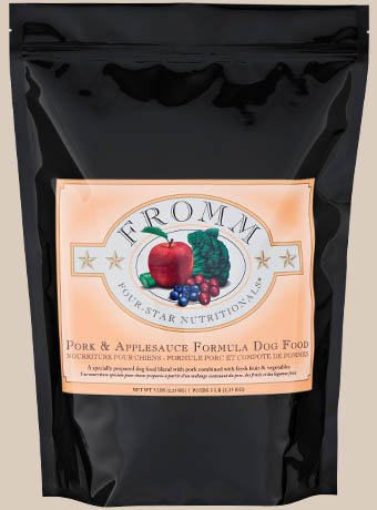 Fromm Fromm 4-Star Pork & Appleauce Dog Food