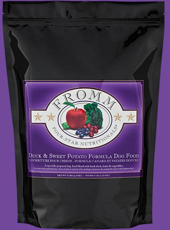 Fromm Fromm 4-Star Duck Dog Food