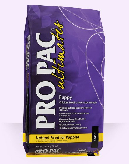 Pro Pac Pro Pac Puppy Chicken & Brown Rice Dry Dog Food
