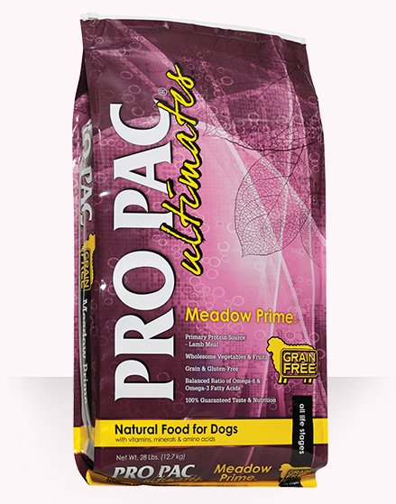 Pro Pac Pro Pac Lamb & Potato Grain-Free Dry Dog Food