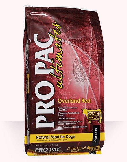 Pro Pac Pro Pac Beef & Potato Grain-Free Dry Dog Food