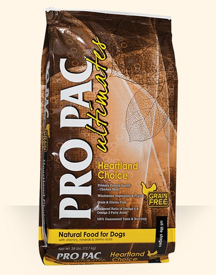 Pro Pac Pro Pac Chicken & Potato Grain-Free Dry Dog Food