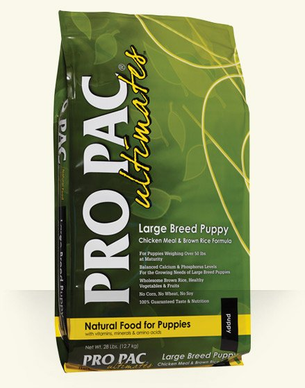 Pro Pac Pro Pac Large Breed Puppy Chicken & Rice Dry Dog Food 28#