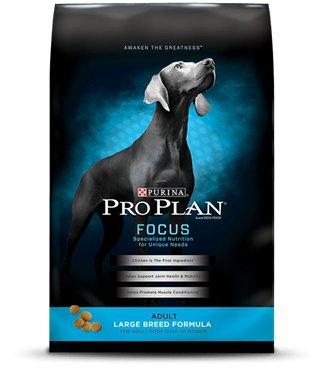 Pro Plan Pro Plan Focus Large Breed Adult Dry Dog Food