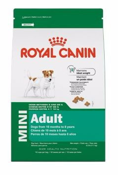 Royal Canin Royal Canin® Size Health Nurtrition Mini Adult Dry Dog Food