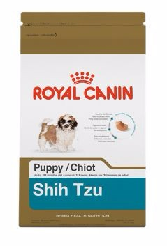 Royal Canin Royal Canin® Breed Health Nutrition® Shih Tzu Puppy Dry Dog Food