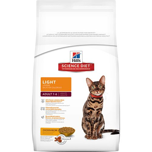 Science Diet Hill's® Science Diet® Adult Light for Cats