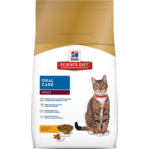 Science Diet Hill's® Science Diet® Adult Oral Care for Cats