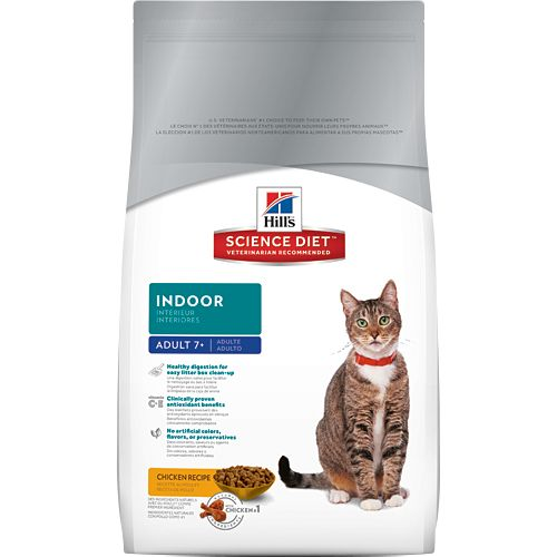 Science Diet Hill's® Science Diet® Adult 7+ Indoor for Cats
