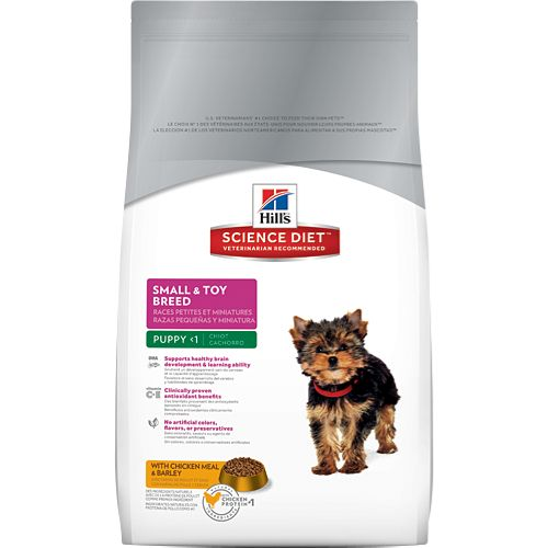 Science Diet Hill's® Science Diet® Puppy Small & Toy Breed for Dogs