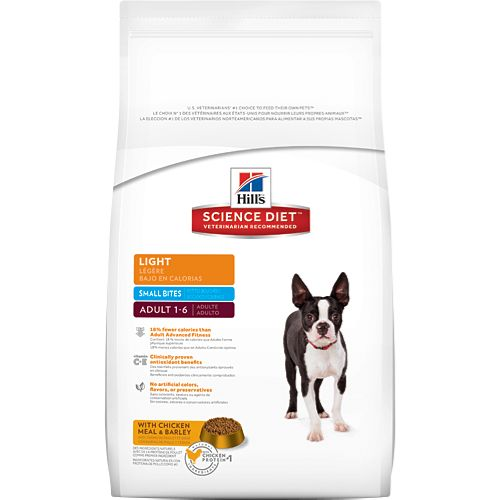 Science Diet Hill's® Science Diet® Adult Light Small Bites Dog Food