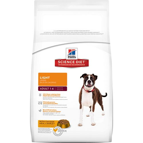 Science Diet Hill's® Science Diet® Adult Light Dog Food