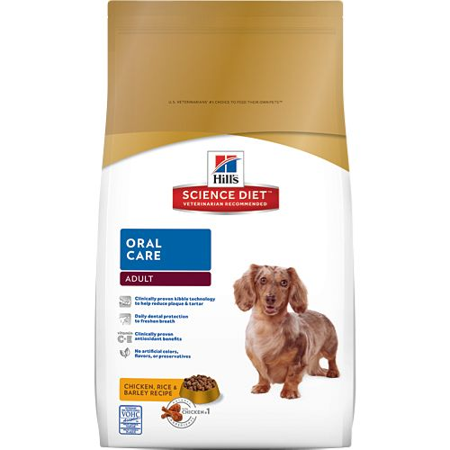 Science Diet Hill's® Science Diet® Adult Oral Care Dog Food