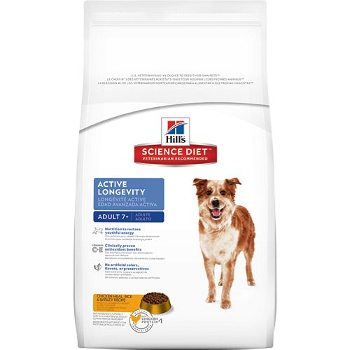 Science Diet Hill's® Science Diet® Adult 7+ Active Longevity Original Dog Food