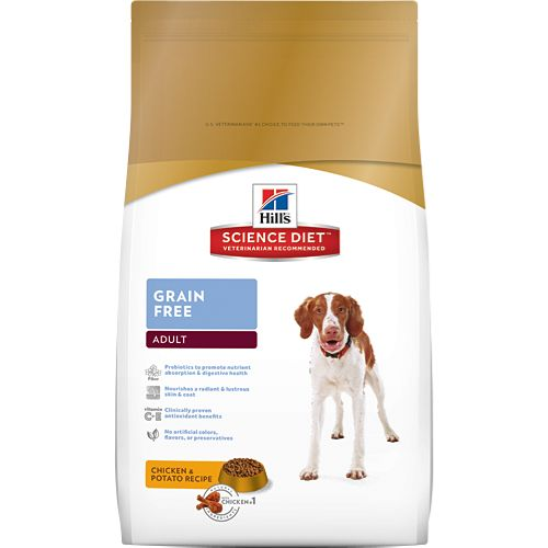 Science Diet Hill's® Science Diet® Adult Grain Free Dog Food