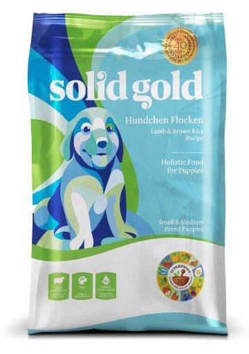 Solid Gold Hundchen Flocken® With Lamb Lamb & Brown Rice Puppy Formula