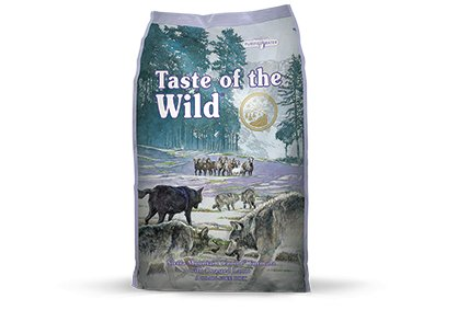 Taste of the Wild Sierra Mountain Canine® Formula with Roasted Lamb for Dogs