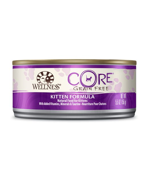 Wellness - Core Wellness Core® Wet Formula for Kittens