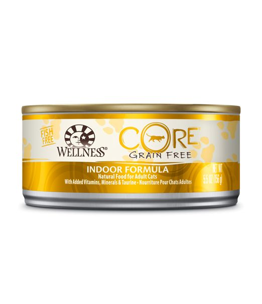 Wellness - Core Wellness Core® Wet Formula for Indoor Cats