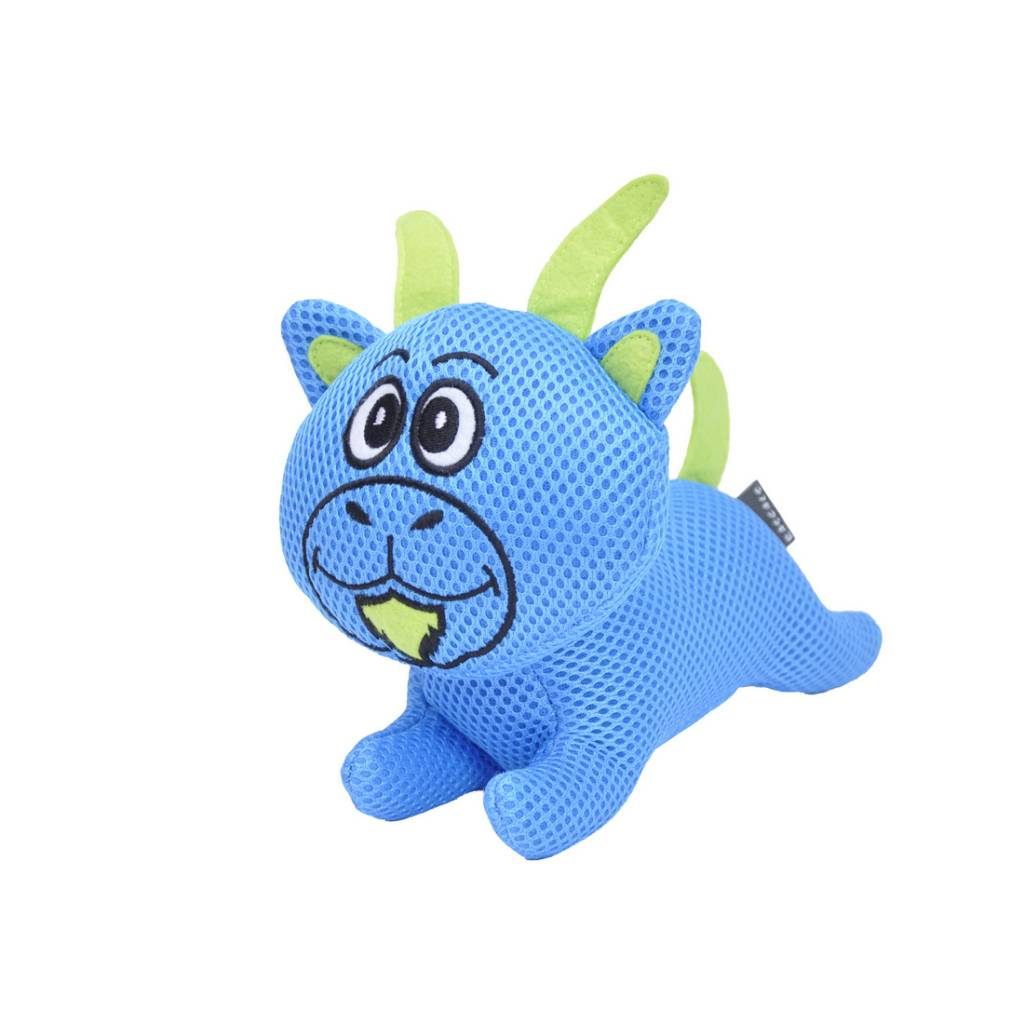 Rascals Rascals Mighty Mates - Gordie Goat Dog Toy