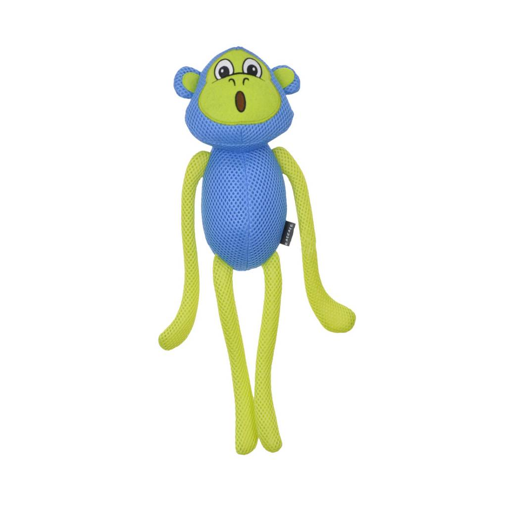 Rascals Rascals Feisty Flappers - Mazie Monkey Dog Toy