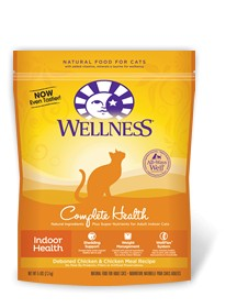 Wellness - Complete Health Wellness Complete Health Indoor Health Deboned Chicken & Chicken Meal Recipe for Cats