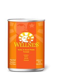 Wellness - Complete Health Wellness Complete Health Turkey & Sweet Potato Recipe for Dogs