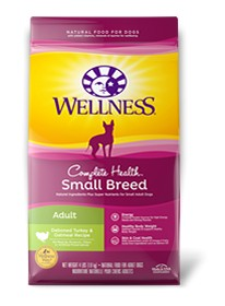 Wellness - Complete Health Wellness Complete Health Small Breed Adult Deboned Turkey & Oatmeal Recipe for Dogs