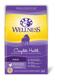 Wellness - Complete Health Wellness Complete Health Adult Deboned Chicken Oatmeal Recipe for Dogs