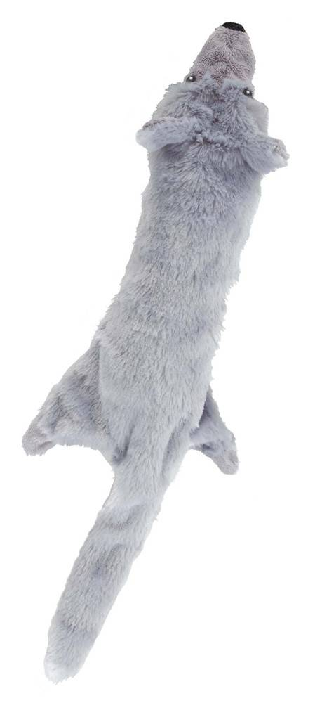 Ethical (Spot) Spot Skinneeez Big Bite Wolf Dog Toy