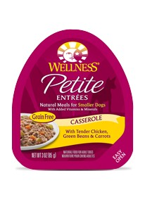 Wellness - Complete Health Wellness Petite Entree Casserole Chicken