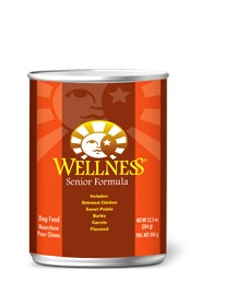 Wellness - Complete Health Wellness Complete Health Senior Canned Recipe for Dogs