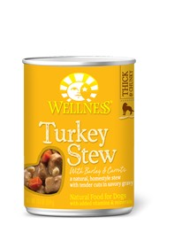 Wellness - Complete Health Wellness Stews Turkey with Barley & Carrots for Dogs