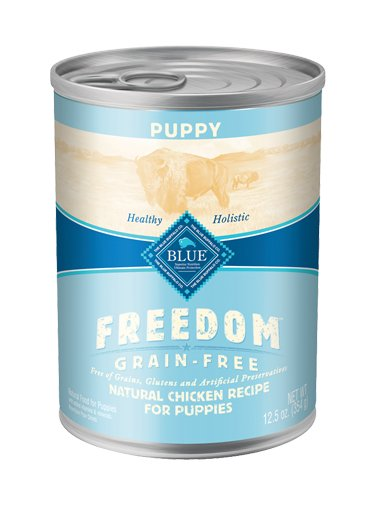 Blue - Freedom BLUE Freedom® Grain-Free Chicken Recipe For Puppies