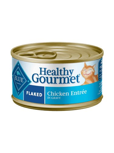 Blue - LPF BLUE Healthy Gourmet® Flaked Chicken Entrée For Adult Cats