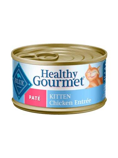 Blue - LPF BLUE Healthy Gourmet® Chicken Entrée For Kittens