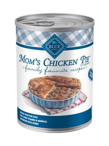 Blue - LPF BLUE Family Favorite Recipes® Mom's Chicken Pie For Adult Dogs