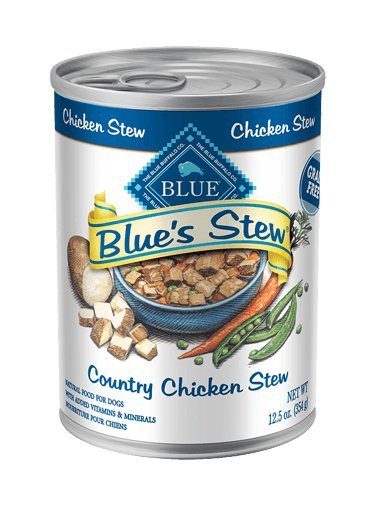 Blue - LPF Blue's Stew® Country Chicken Stew For Adult Dogs