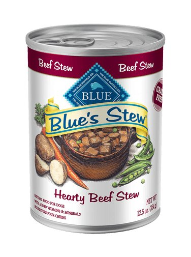 Blue - LPF Blue's Stew® Hearty Beef Stew For Adult Dogs