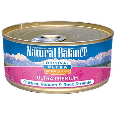 Natural Balance Natural Balance Cat Can Chicken 3 Oz.