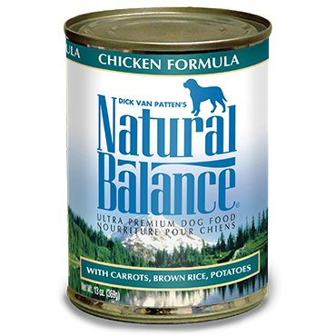 Natural Balance Natural Balance Dog Can 13 oz. Original Ultra Premium Formula