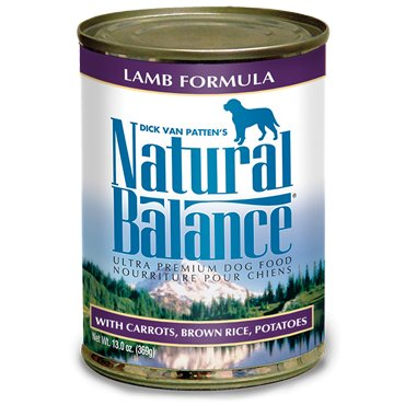 Natural Balance Natural Balance Dog Can Ultra Premium Lamb