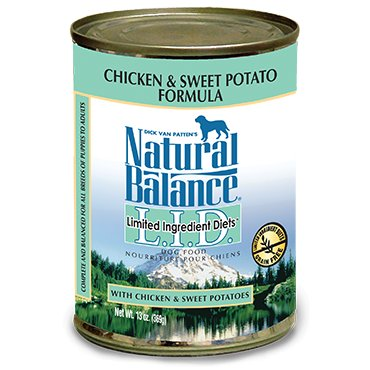 Natural Balance Natural Balance Dog Can LID Chicken