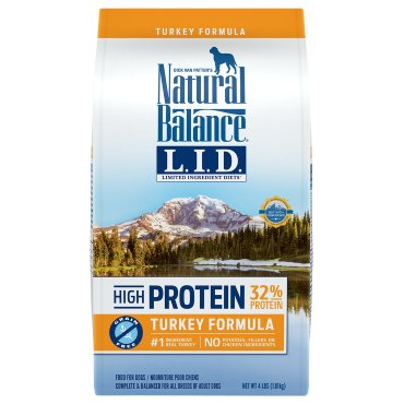 Natural Balance Natural Balance LID High Protein Turkey