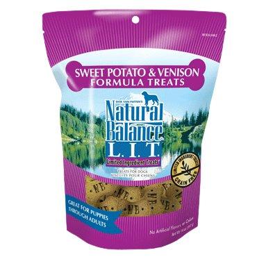 Natural Balance Natural Balance L.I.T. Treats Venison & Potato