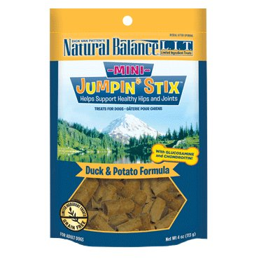 Natural Balance Natural Balance L.I.T Mini Jumpin Stix Duck