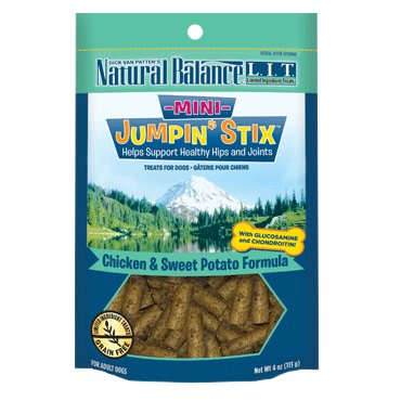 Natural Balance Natural Balance L.I.T Mini Jumpin Stix Chicken