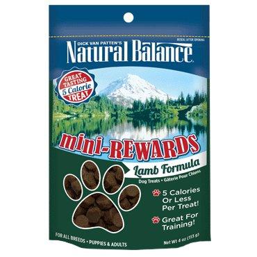 Natural Balance Natural Balance Mini Rewards Lamb 4oz.